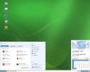opensuse 10.3 gnome desktop