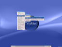 TinyFlux 1.0 screenshot fluxbox