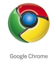 google-chrome os logo