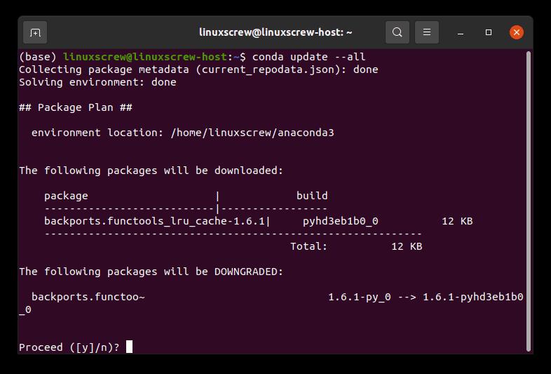 install anaconda ubuntu 6