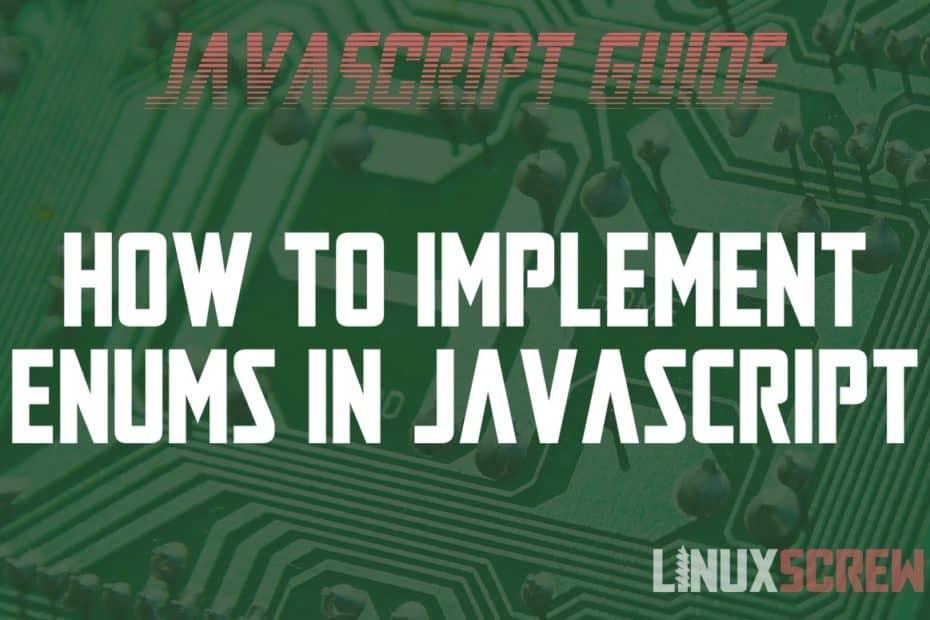 JavaScript Enum