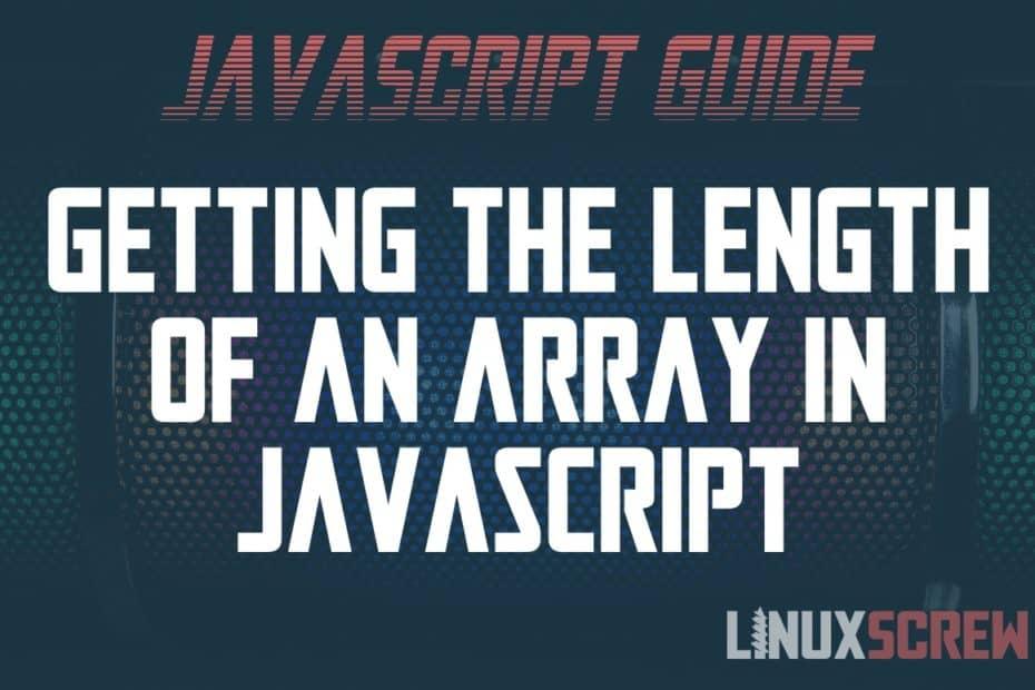 JavaScript Array Length