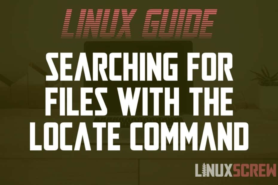 Linux locate Command