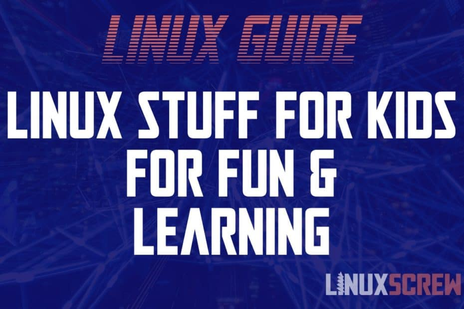 Linux for Kids